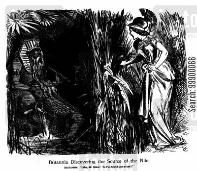 The Discovery of the Nile's Source