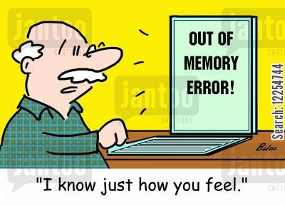 laptopsinternet cartoon humor: 'I know just how you feel.'
