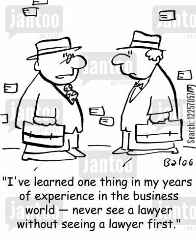 lessons learned cartoons - Humor from Jantoo Cartoons