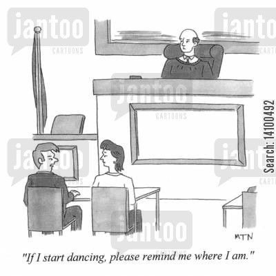 celebrate cartoon humor: If I start dancing, please remind me where I am