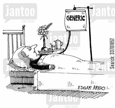 american healthcare cartoon humor: Generic.