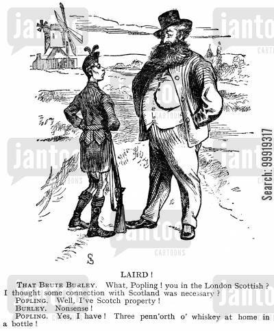 volunteer soldier cartoon humor: Laird