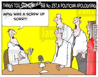 Image result for medical apology cartoon