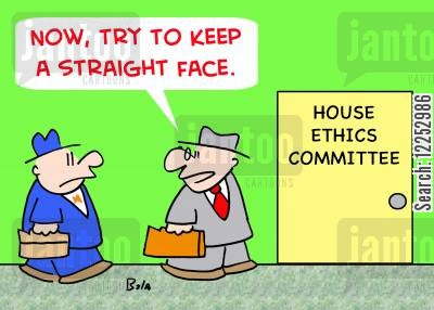 straight face cartoon humor: 'Now, try to keep a straight face.'