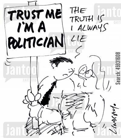 truthfully cartoon humor: The truth is I always lie.