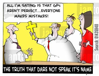 perfection cartoon humor: The truth that dare not speak it's name.