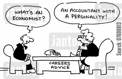 economist cartoon humor: Careers advice centre
