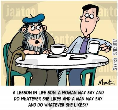 life lessons cartoons - Humor from Jantoo Cartoons