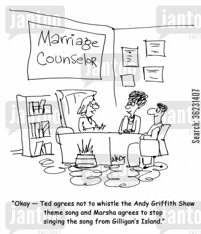 ted cartoon humor: Okay