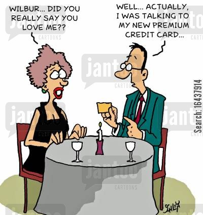 relationship problems cartoon humor: 'Wilbur... did you really say you love me?'
