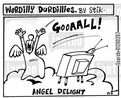 angel delight cartoon humor: Angel Delight