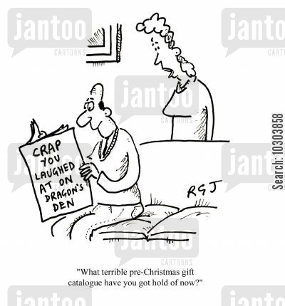 mail order shopping cartoons - Humor from Jantoo Cartoons