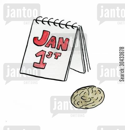 january cartoon humor: Dates