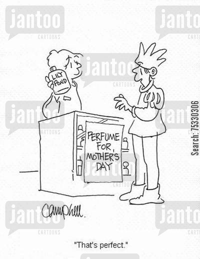 mothering sunday cartoons - Humor from Jantoo Cartoons
