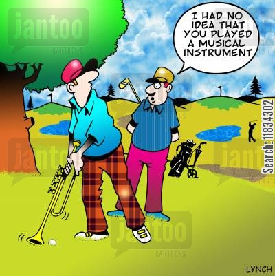 fore cartoon humor: I had no idea that you played a musical instrument.
