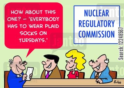 plaid cartoon humor: 'How about this one? †'Everybody has to wear plaid socks on Tuesdays.''
