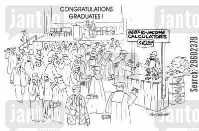 celebrates cartoon humor: Congratulations Graduates!