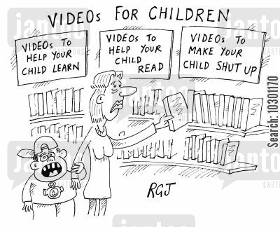 brat cartoon humor: Videos for children