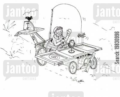 carts cartoon humor: Cart.