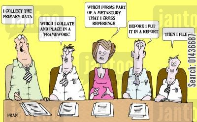 bureaucratic cartoon humor: The Bureaucrats