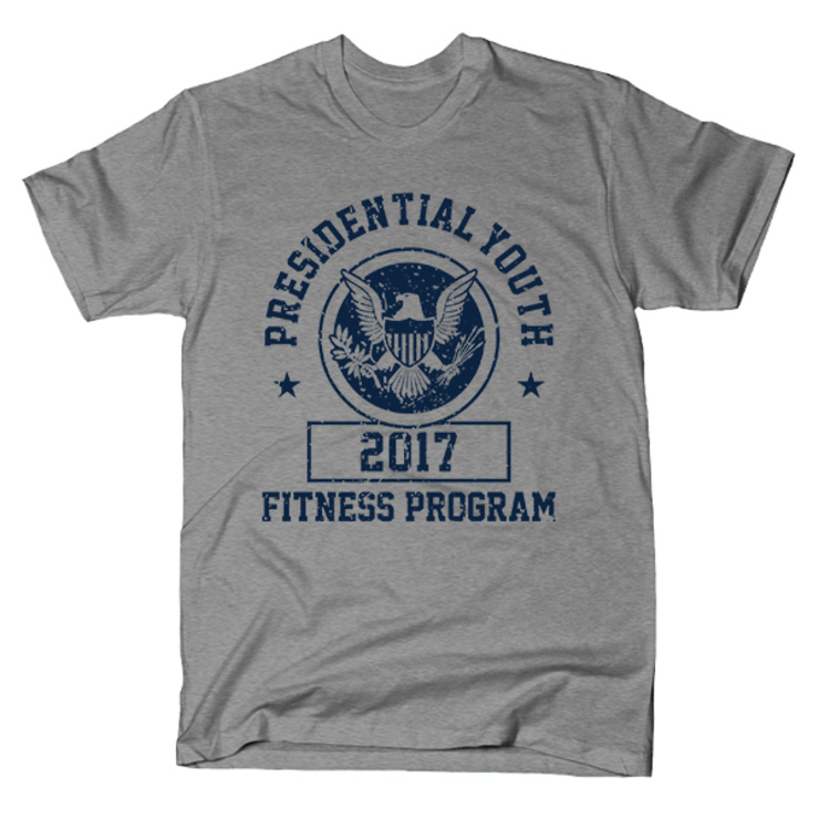 PYFP PE  Teacher T-Shirt
