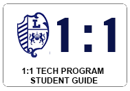 1:1 Student Guide