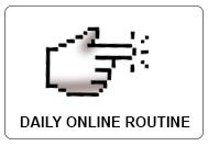 Online Login Routine