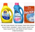 Save 50¢ off ONE Tide® Simply Detergent, Era® Detergent, Downy® Fabric Enhancer, Bounce® Sheets, Unstopables™, Downy® Infusions, Downy® Fresh Protect, Bounce® Bursts, Dreft® Blissfuls OR Gain® Fireworks Scent Boosters