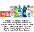 Save $1.00 off ONE Downy® Fabric Softener/Enhancer, Unstopables™ Fabric Care product, Bounce® Sheets or Bursts, Downy® Fresh Protect, Downy® Infusions, Dreft® Blissfuls or Gain® Fireworks In Wash Scent Booster