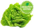 Save 25¢ on any single purchase of loose Lettuce.