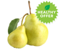 Save 25¢ on any single purchase of loose Pears.