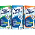 Save $1.50 on any ONE (1) Neo-Synephrine