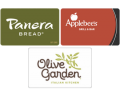 Save $10.00 when you spend $75.00 or more on any Dining Gift Cards...