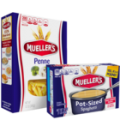 Save 50¢ on any TWO (2) Mueller's® Pasta