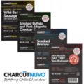 Buy ONE (1) CharcutNuvo Bratwurst, Get ONE (1) FREE, Any variety (up to a $12.99 value)