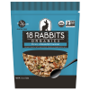Save $0.75 off any 18 Rabbits Organics Granola