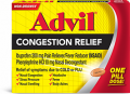 Save $1.00 on any Advil® Congestion Relief