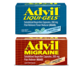 Save $1.00 on any one (1) Advil® or Advil® Migraine product 20ct or higher
