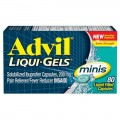 Save $1.00 off ONE (1) Advil® Liqui-Gels® minis product, except...