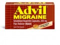$1 off any one Advil® or Advil® Migraine product 20ct or larger