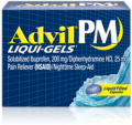 Save $2.00 ON ANY ONE (1) Advil® PM 40ct. or higher