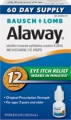 Save $2.00 off Any Bausch + Lomb Alaway® Antihistamine Eye Drops