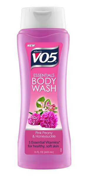 Save $0.50 on any one (1) Alberto VO5 Body Wash