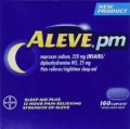 Save $1.00 off any Aleve PM® products (excludes Aleve and Aleve-D)