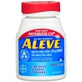 Save $1.00 off any Aleve® 80ct or larger product (excludes Aleve-D)