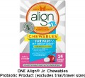 Save $5.00 on ONE Align® Jr. Chewables Probiotic Product