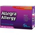 SAVE $4.00 ONE (1) Allegra® (30 count or higher), Allegra-D® 12-Hour (20 count or higher), or Allegra-D® 24-Hour (10 count or higher)