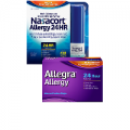 Save $3 on Allegra Children's products, Allegra (15 count or smaller), Allegra-D 12 Hour (10 count), or Allegra-D 24 Hour (5 count)
