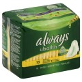 Save $0.50 on ONE Always® Pad