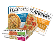 Save $1.75 when you buy any TWO (2) American Flatbread Pizza